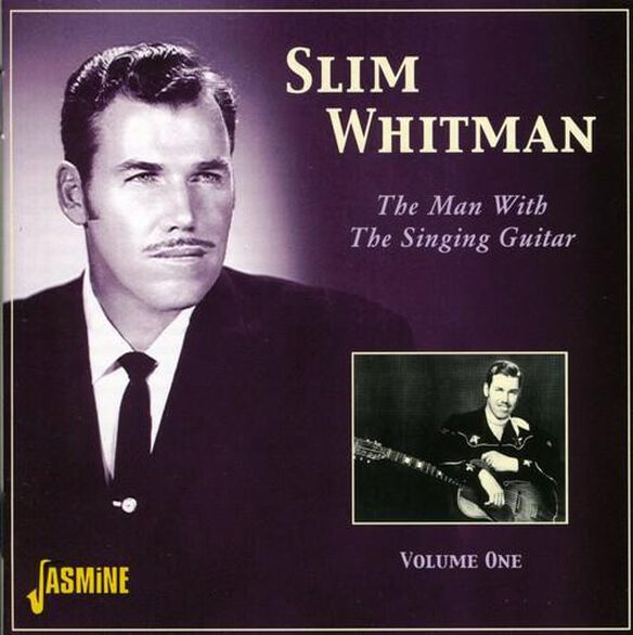 Man With Singing Guitar 1
