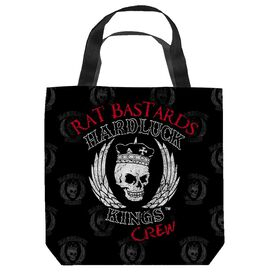 Hardluck Kings Rat Bastards Logo Tote