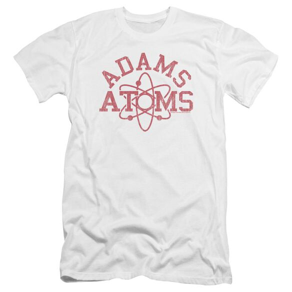 Revenge Of The Nerds Adams Atoms Premuim Canvas Adult Slim Fit