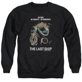 Last Ship Mask Adult Crewneck Sweatshirt