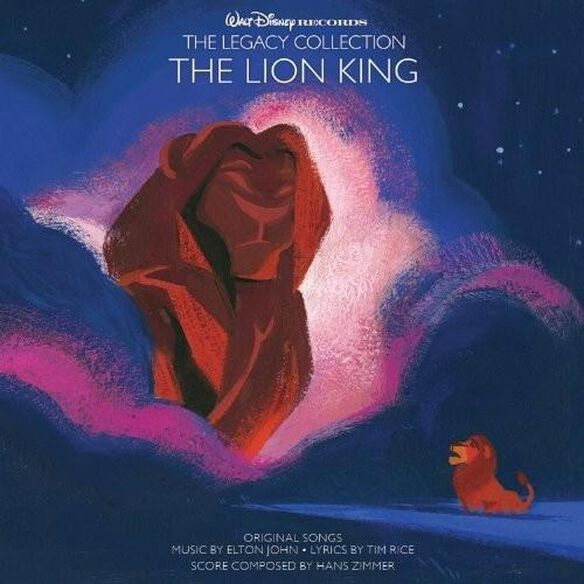Walt Disney Records Legacy Collection: Lion King