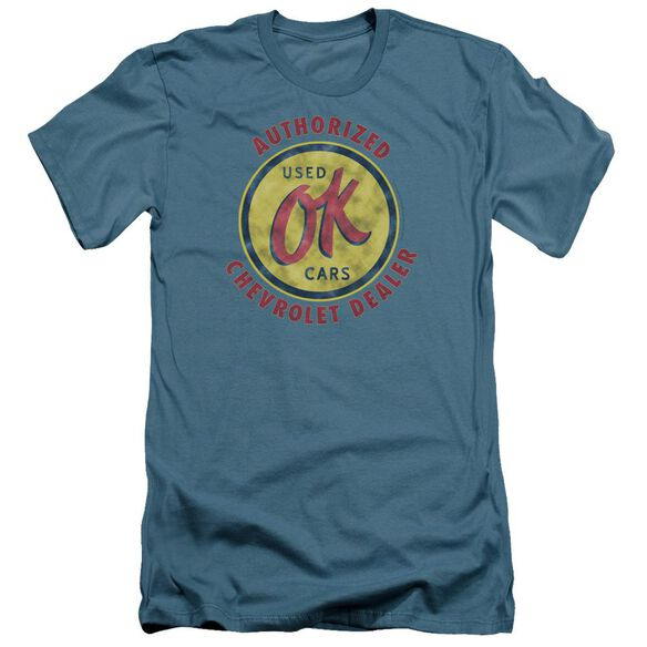 Chevrolet Chevy Ok Used Cars Short Sleeve Adult T-Shirt