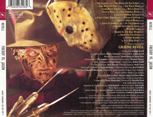 Freddy Vs. Jason 0803