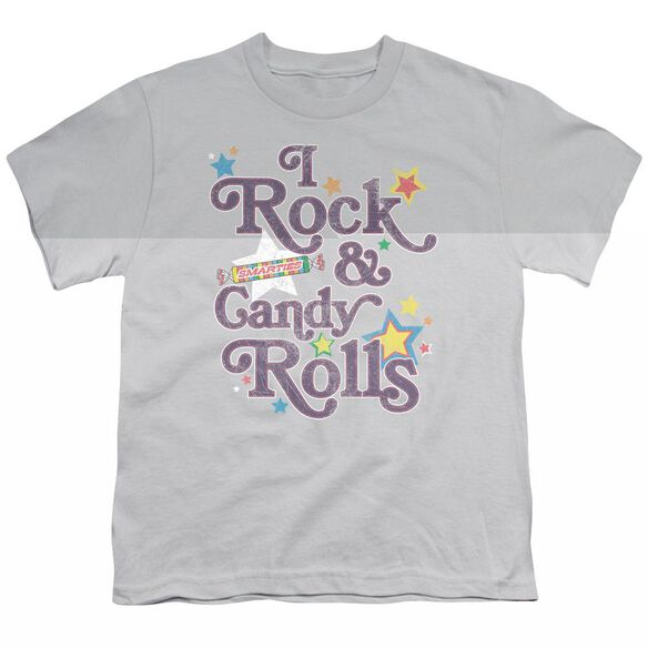 Smarties I Rock Short Sleeve Youth T-Shirt
