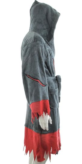 Walking Dead Don't Open Hooded Fleece Robe
