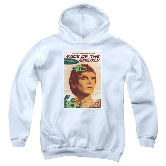 Star Trek Tng Season 6 Episode 14 Youth Pull Over Hoodie