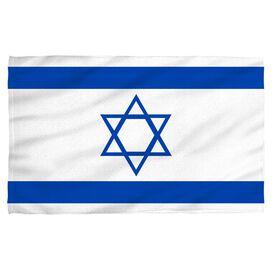 Israeli Flag Beach Towel