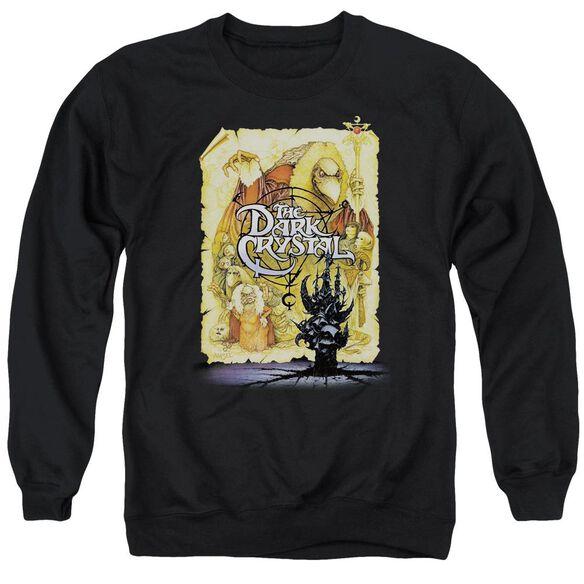 Dark Crystal Poster Adult Crewneck Sweatshirt