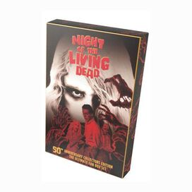 Night of the Living Dead 50th Anniversary Collectors Edition [Exclusive 4K Criterion Version & more]