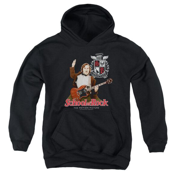 School Of Rock The Teacher Is In Youth Pull Over Hoodie