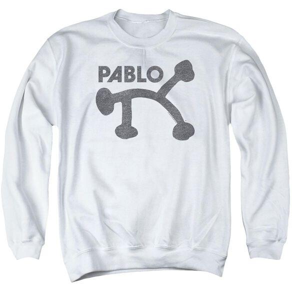 Pablo Retro Pablo Adult Crewneck Sweatshirt
