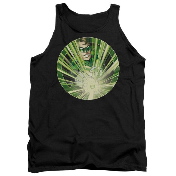 Green Lantern Light Em Up Adult Tank