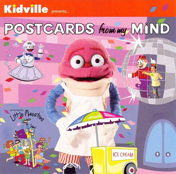 Postcards From My Mind
