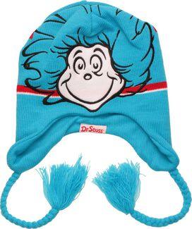 Dr Seuss Thing Reversible Lapland Beanie