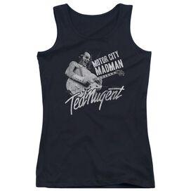 Ted Nugent Madman Juniors Tank Top