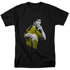 Bruce Lee Suit Of Death Short Sleeve Adult T-Shirt