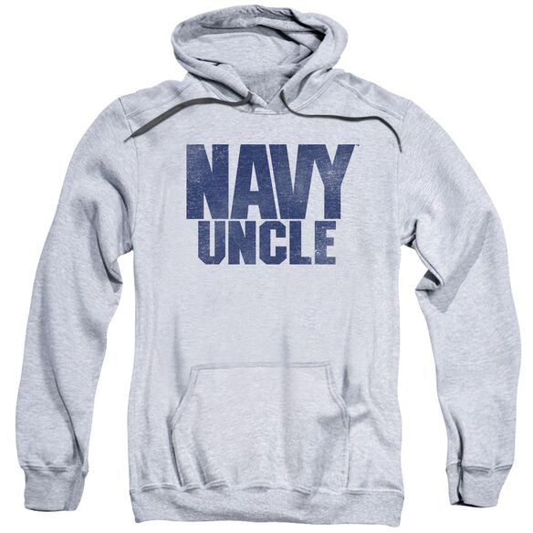 Navy Uncle Adult Pull Over Hoodie Athletic