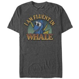 Finding Dory Fluent Whale T-Shirt