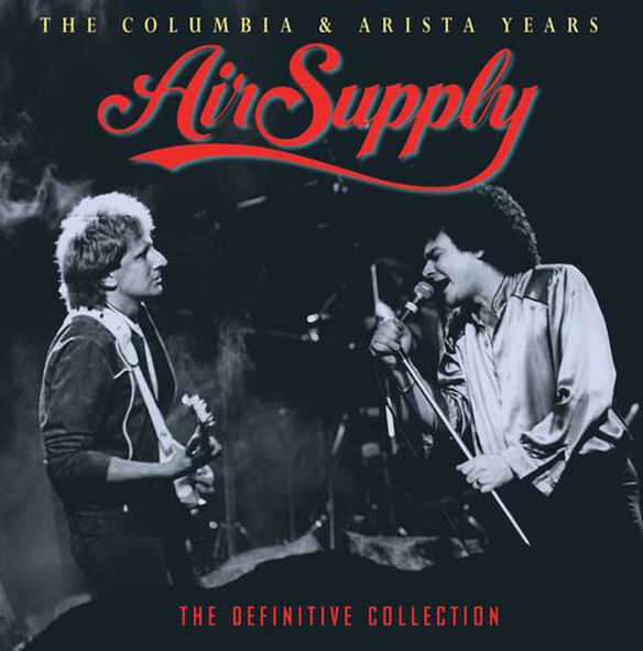 Columbia & Arista Years Definitive Collection