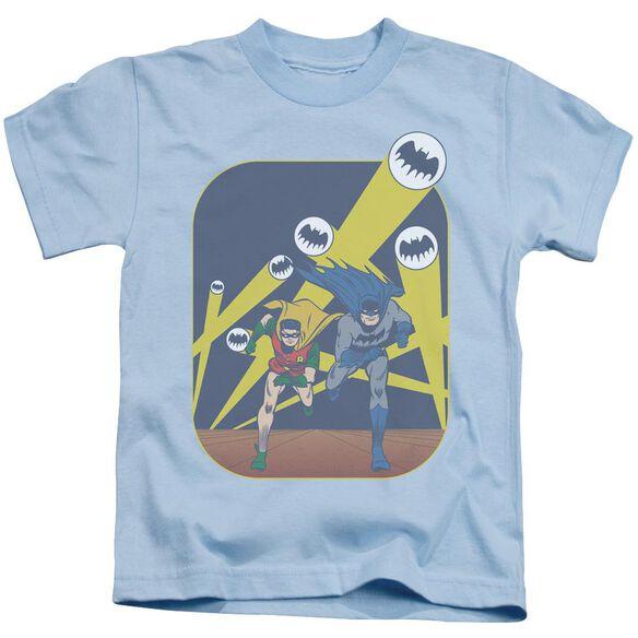 Batman Detective #164 Cover Short Sleeve Juvenile Light Blue T-Shirt