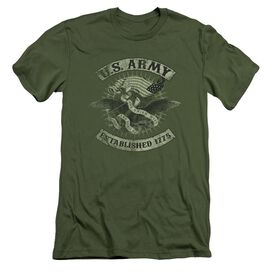 Army Union Eagle Short Sleeve Adult Military T-Shirt