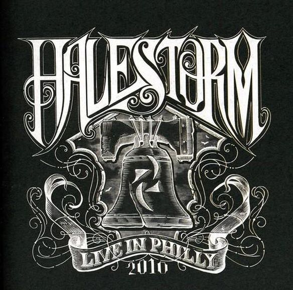Live In Philly 2010 (W/Dvd)