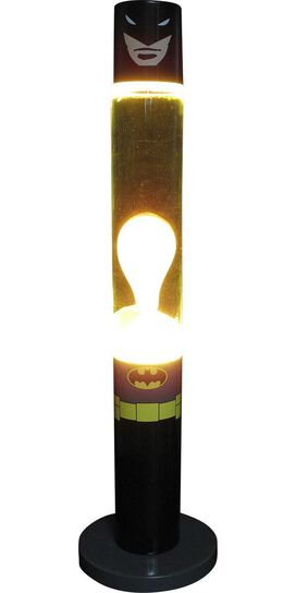 Batman Yellow Motion Lamp