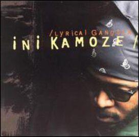 Ini Kamoze - Lyrical Gangsta