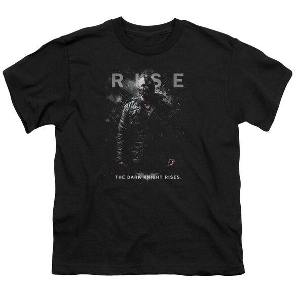 Dark Knight Rises Bane Rise Short Sleeve Youth T-Shirt