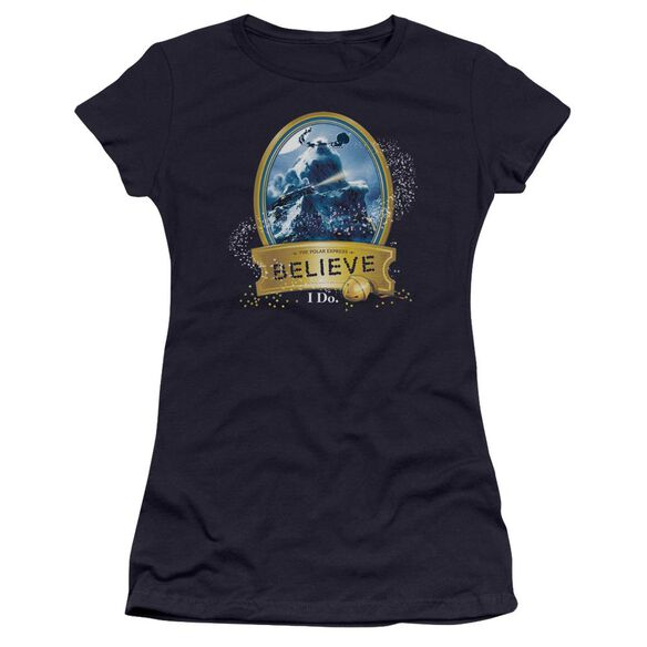 Polar Express True Believer Premium Bella Junior Sheer Jersey