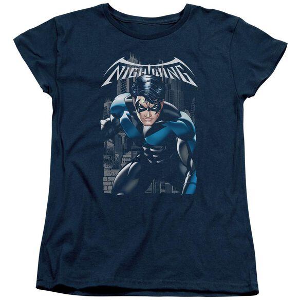 Batman A Legacy Short Sleeve Womens Tee T-Shirt