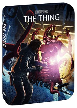 The Thing [Limited Edition Blu-ray Steelbook]