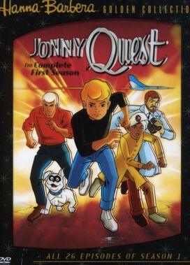 Jonny Quest: The Complete First Season