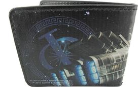 Ender's Game Fleet Ship Wallet