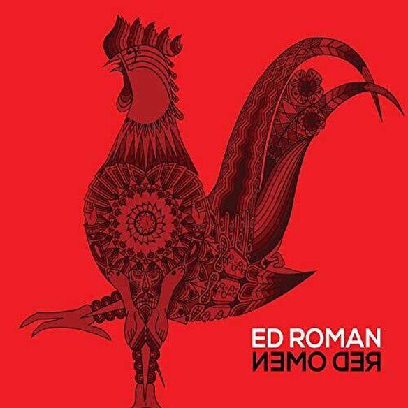 Ed Roman - Red Omen