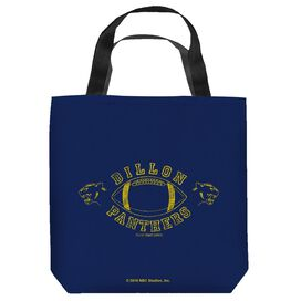 Friday Night Lights Dillion Panthers Tote