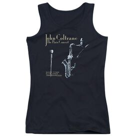 John Coltrane Paris Coltrane Juniors Tank Top