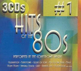 Various Artists - #1 Hits of the 80's [Madacy Box Set]