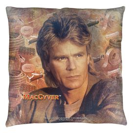 Macgyver Tools Of The Trade Throw