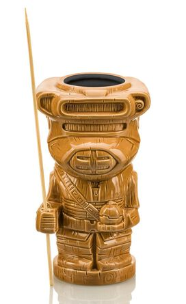 Star Wars - Princess Leia [Boushh Bounty Hunter] Geeki Tikis