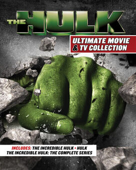 The Hulk Ultimate Film & TV Collection