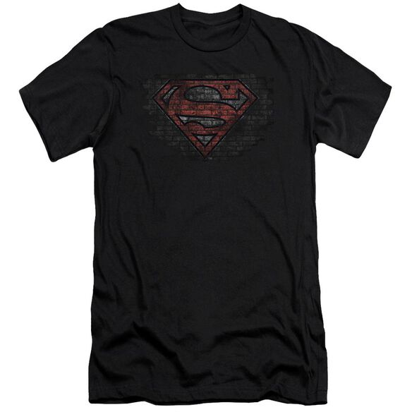 Superman Brick S Premuim Canvas Adult Slim Fit