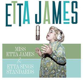 Etta James - Miss Etta James & Etta Sings Standards