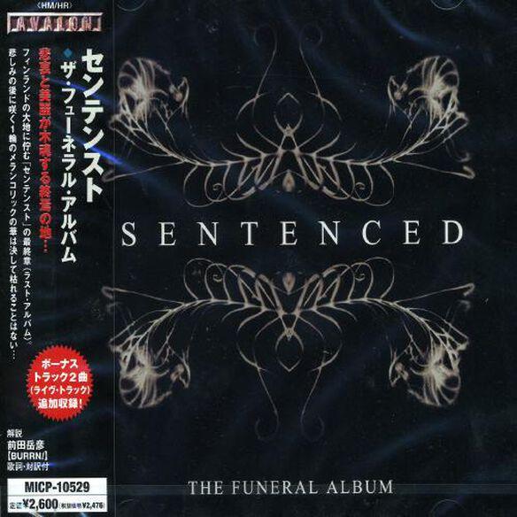 Funeral Album (Bonus Track) (Jpn)