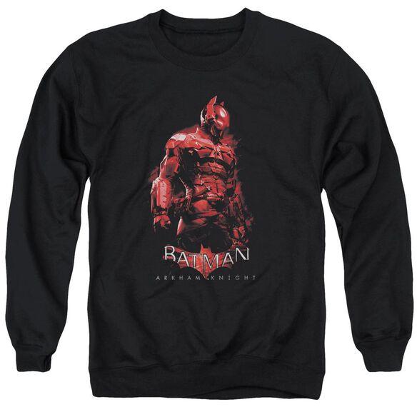 Batman Arkham Knight Knight Adult Crewneck Sweatshirt