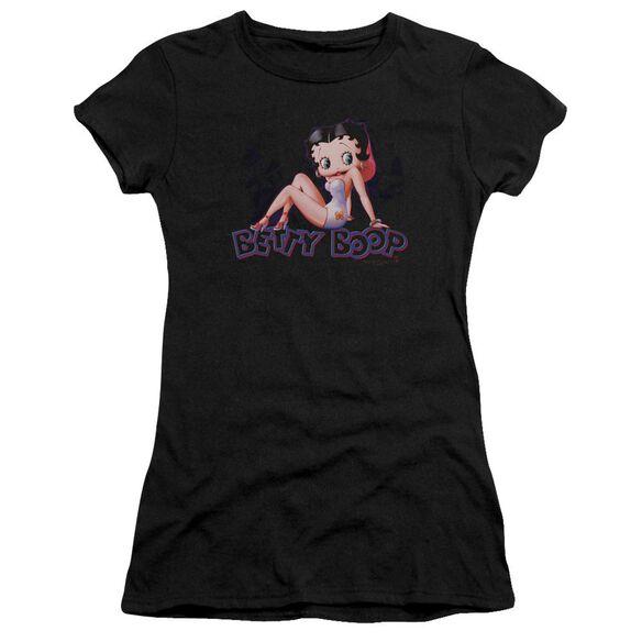 Betty Boop Glowing Premium Bella Junior Sheer Jersey