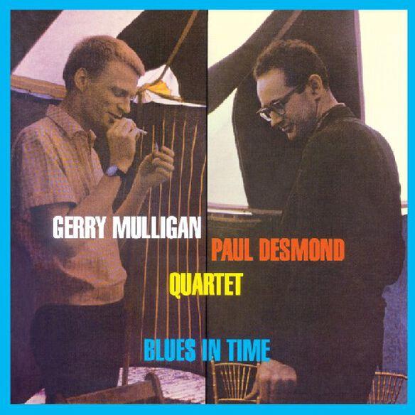 Gerry Mulligan & Paul Desmond - Blues in Time