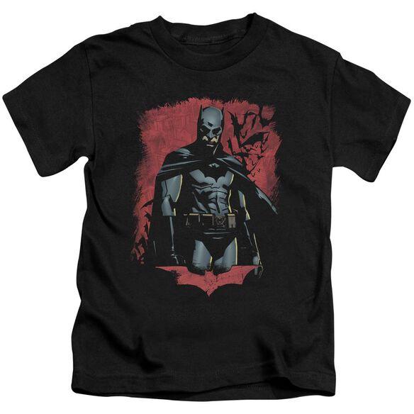 Batman Begins Dead Town Short Sleeve Juvenile T-Shirt