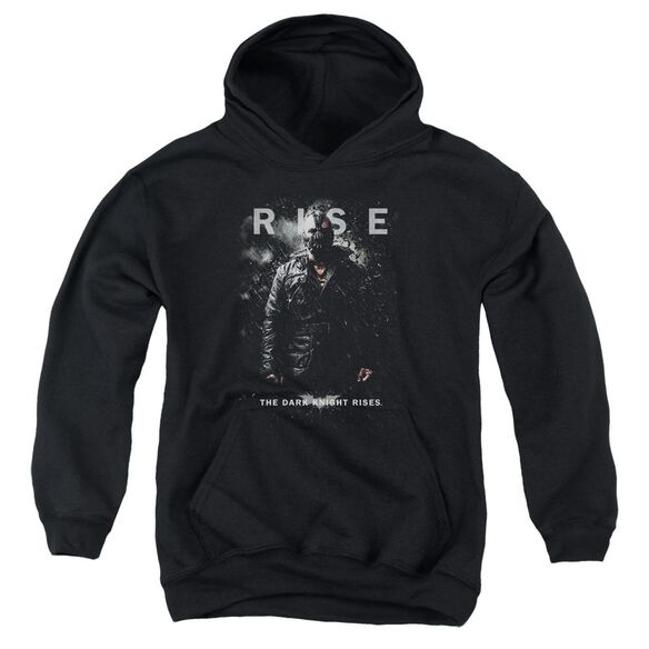 Dark Knight Rises Bane Rise Youth Pull Over Hoodie