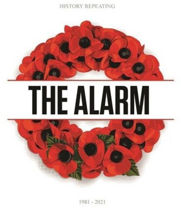 The Alarm - History Repeating 1981-2021